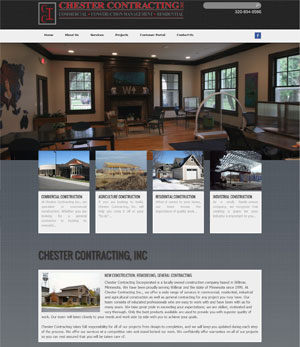 Chester Contracting Construction