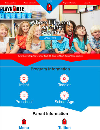 Playhouse Child Care Centers