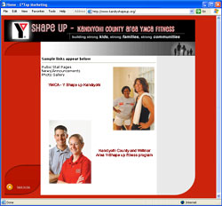 Kandiyohi County YMCA: Y-Shape Up